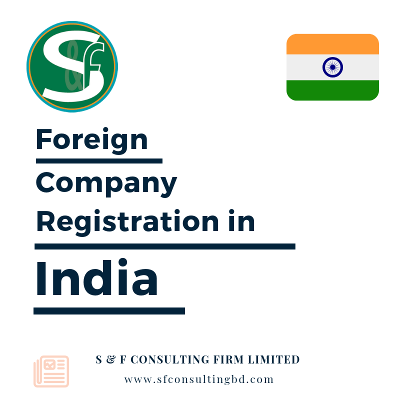 Foreign Company Registration in India